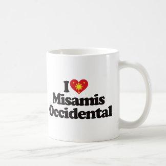Amo el Occidental de Misamis Taza