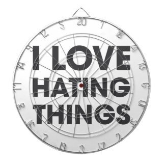 Amo el odiar de cosas
