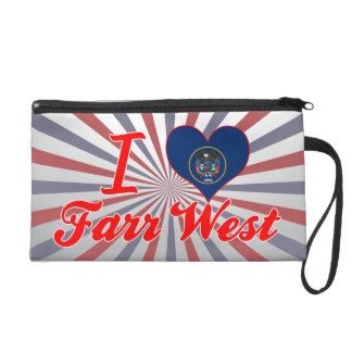 Amo el oeste de Farr Utah