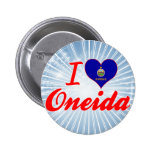 Amo el Oneida, Kansas Pin