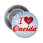 Amo el Oneida, Tennessee Pin