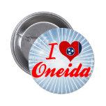 Amo el Oneida, Tennessee Pins