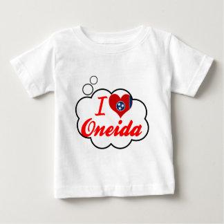Amo el Oneida, Tennessee Polera