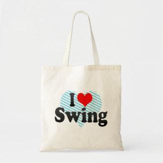 Amo el oscilación bolsas