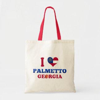 Amo el Palmetto, Georgia Bolsas De Mano