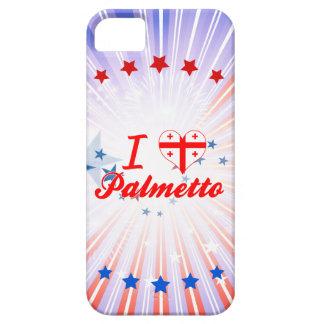 Amo el Palmetto, Georgia iPhone 5 Cárcasa