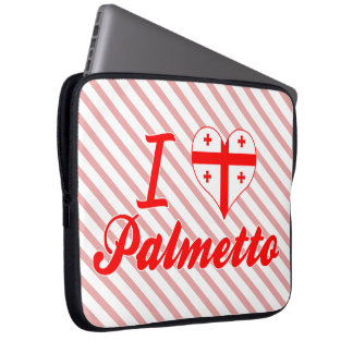 Amo el Palmetto, Georgia Manga Computadora