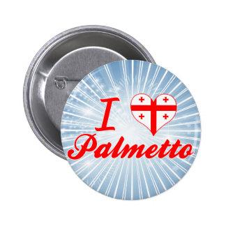 Amo el Palmetto, Georgia Pins