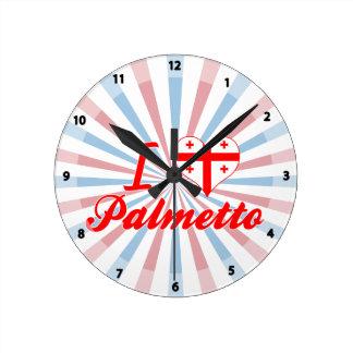 Amo el Palmetto, Georgia Reloj