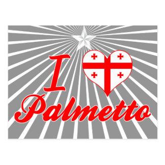 Amo el Palmetto, Georgia Postales