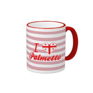 Amo el Palmetto, Georgia Taza