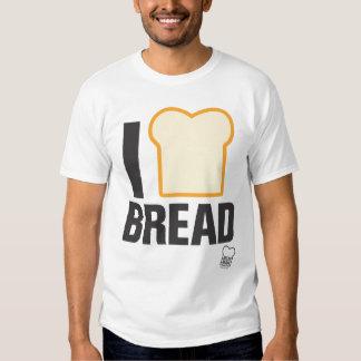 Amo el pan playera
