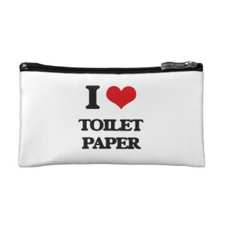 Amo el papel higiénico