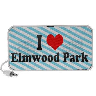 Amo el parque de Elmwood, Estados Unidos PC Altavoces