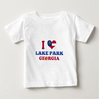 Amo el parque del lago, Georgia Playera