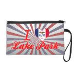 Amo el parque del lago, Iowa