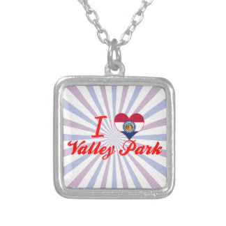 Amo el parque del valle, Missouri Colgantes Personalizados