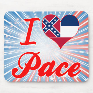 Amo el paso, Mississippi Tapetes De Raton