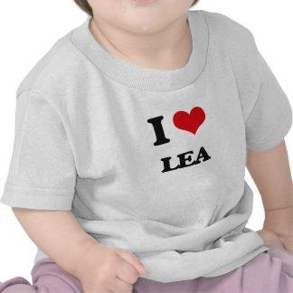 Amo el pasto camiseta