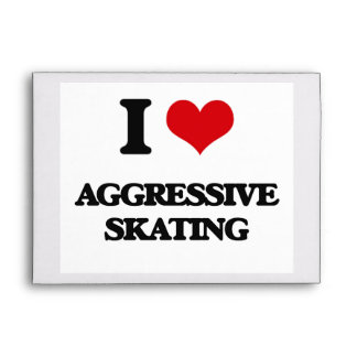 Amo el patinaje agresivo