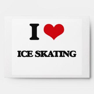 Amo el patinaje de hielo