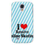 Amo el patinaje en línea de Ressive