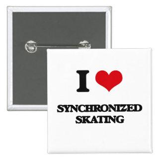 Amo el patinaje sincronizado