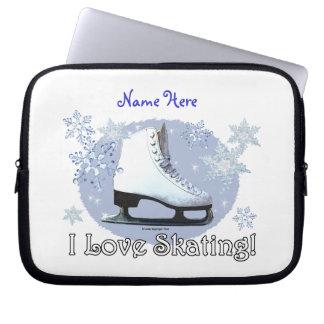 ¡Amo el patinar! Mangas Portátiles