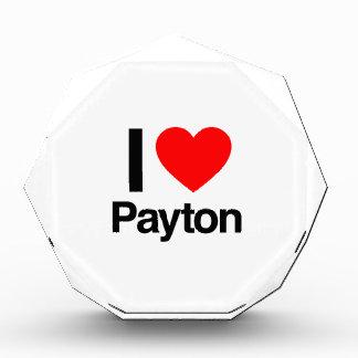 amo el payton