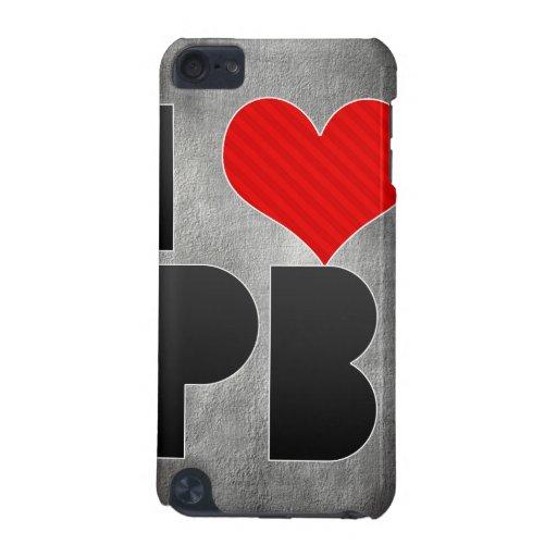 Amo el PB Funda Para iPod Touch 5G