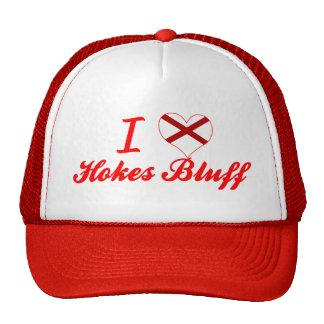 Amo el pen¢asco de Hokes, Alabama Gorros Bordados