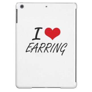 Amo el PENDIENTE Funda Para iPad Air