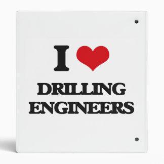 Amo el perforar de ingenieros