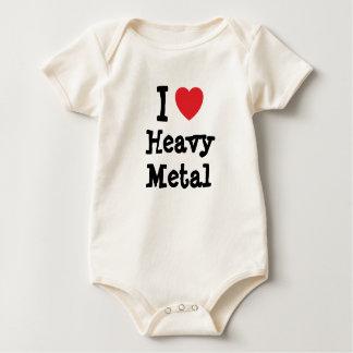 Amo el personalizado de metales pesados del enterito