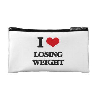 Amo el peso perdidoso