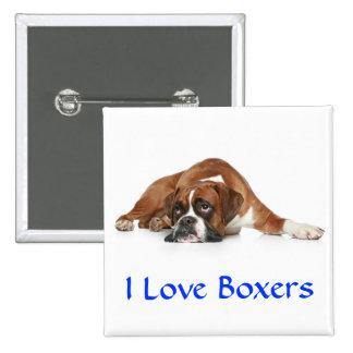 Amo el Pin de los boxeadores