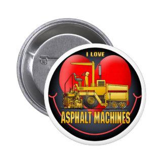 Amo el Pin del botón de las máquinas de pavimentac