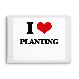 Amo el plantar