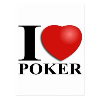 Amo el póker postal