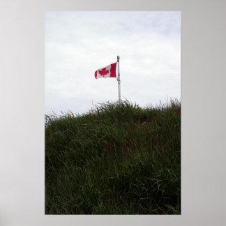 Amo el poster de Canadá