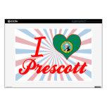 Amo el Prescott, Washington Portátil Skins