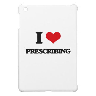 Amo el prescribir