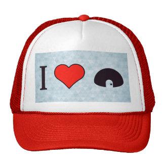 Amo el probar de mis límites gorras