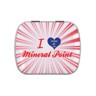 Amo el punto mineral, Wisconsin