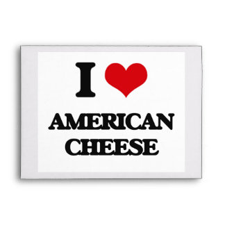 Amo el queso americano