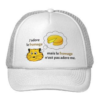 Amo el queso gorra