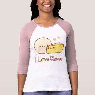 Amo el queso playera