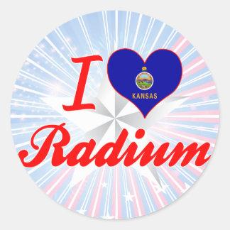 Amo el radio, Kansas Etiqueta Redonda