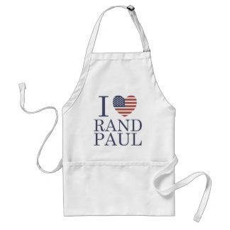 Amo el rand Paul Delantal