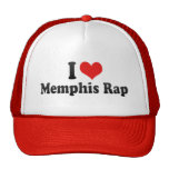 Amo el rap de Memphis Gorra
